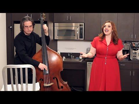The Kitchen Concerts: Alysha Umphress Swings Jeff Blumenkrantz