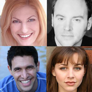 Freefall – sung by Becca Ayers, Joe Cassidy, Jessica Grové, and David Perlman
