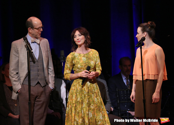 Photo Coverage: Whoa, Mama! Inside BRIGHT STAR's Reunion at Town Hall!