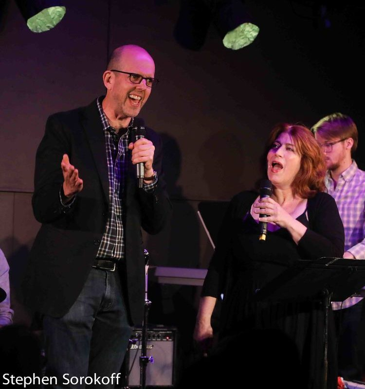 Photo Coverage: Mr. Finn's Cabaret Premiers REGRETTING ALMOST EVERYTHING