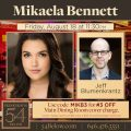 Golden Apple Star Mikaela Bennett Will Sing Showtunes Old and New in Club Show