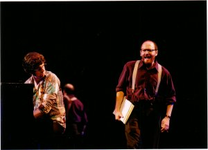 A Class Act - Broadway - 2001 (with Lonny Price)