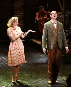 Bright Star - Broadway - 2015 (with Emily Padgett)