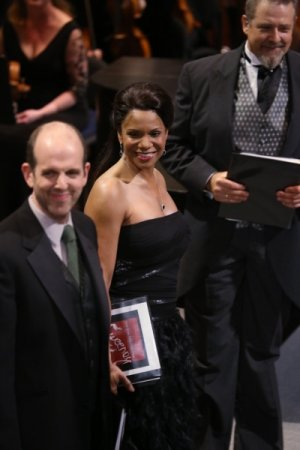 Sweeney Todd - NY Philharmonic - 2014 (with Audra McDonald and Philip Quast)