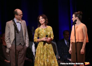 Bright Star in Concert - Town Hall NYC - 2015 (with Carmen Cusack and Emily Padgett)