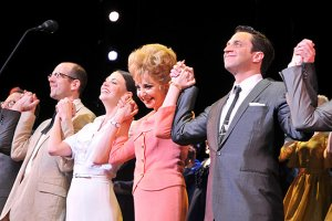 Anyone Can Whistle - Encores - 2010 (with Sutton Foster, Donna Murphy, Raul Esparza)