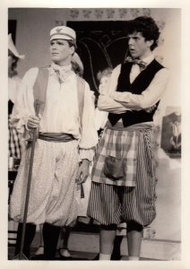 The Gondoliers - College Light Opera Company - 1984 (with Tony Dowdy)