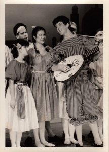 The Gondoliers - College Light Opera Company - 1984 (with Joanne Lessner, Daniel Banks, Emilie Storrs)