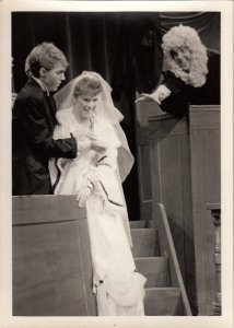 Trial by Jury - College Light Opera Company - 1984 (with Scott Swanger and Deanna Peden)
