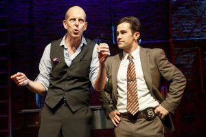 Murder for Two - Second Stage Uptown/New World Stages - 2013 (with Brett Ryback)